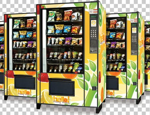 Procurement of the Right Vending Machine Service: What You Need to Know